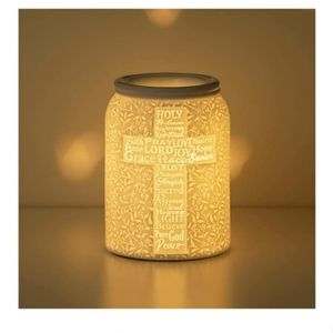 Trust in Him Scentsy warmer